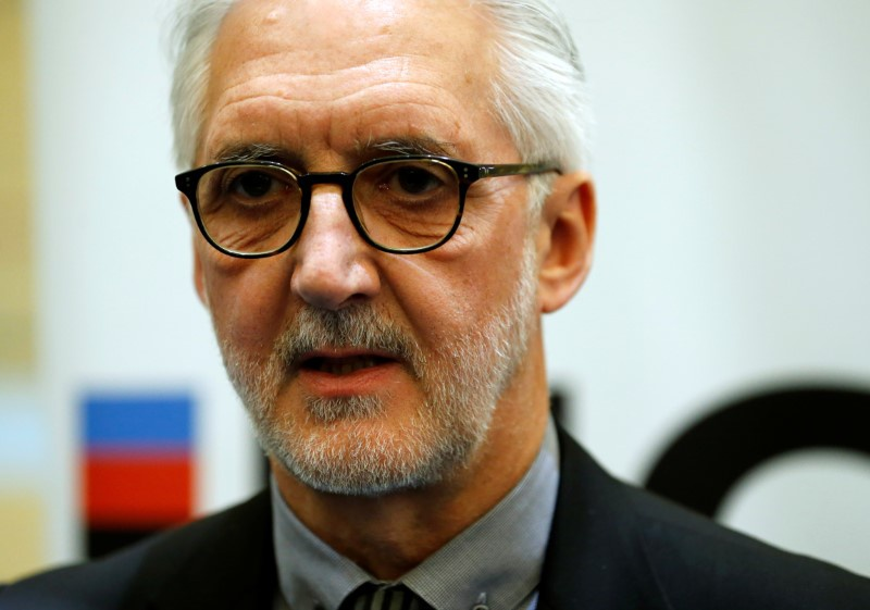 Lappartient to oppose Cookson for UCI presidency