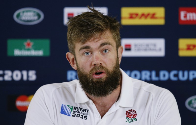 England lock Parling joins axe-threatened Melbourne Rebels