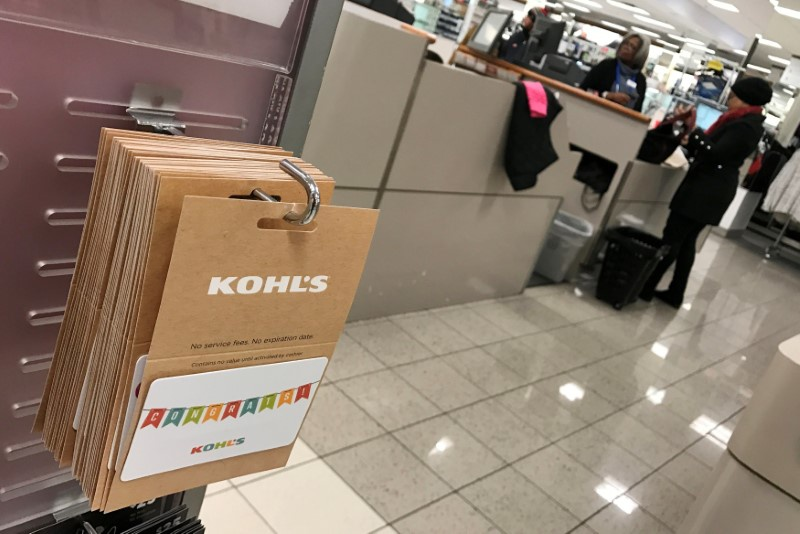 Kohl's Corporation (NYSE:KSS) Experiencing Unusual Activity Mid-day