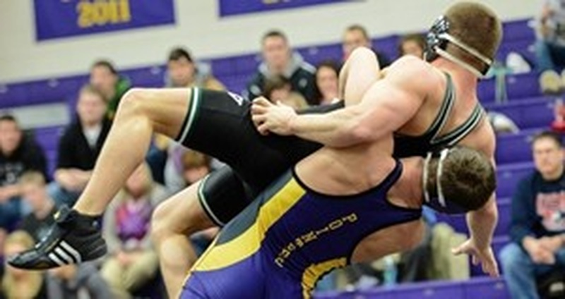 Pointers place 3rd in conference wrestling tourney news for Courtesy motors stevens point