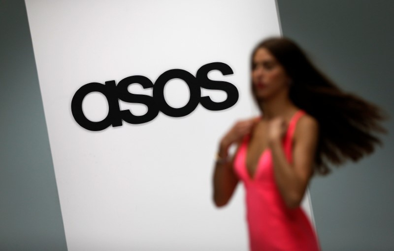 ASOS set to open new U.S. e-fulfilment centre