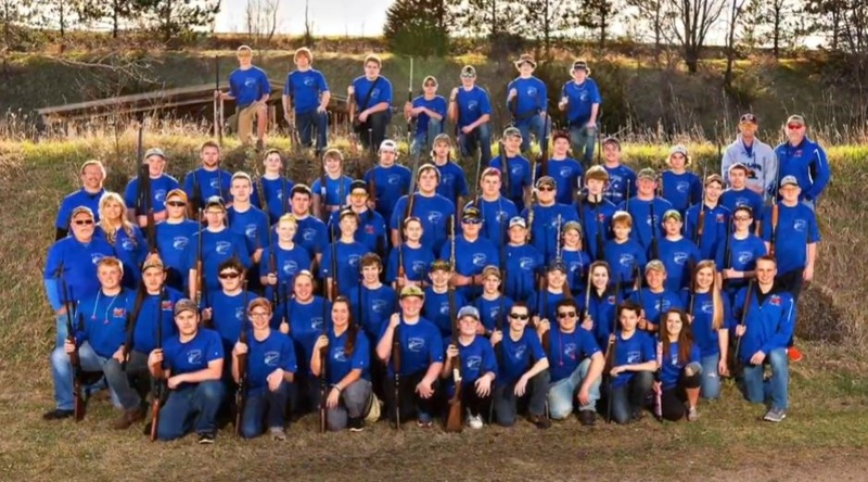 Trapshooting team photo nixed from yearbook because it showed guns