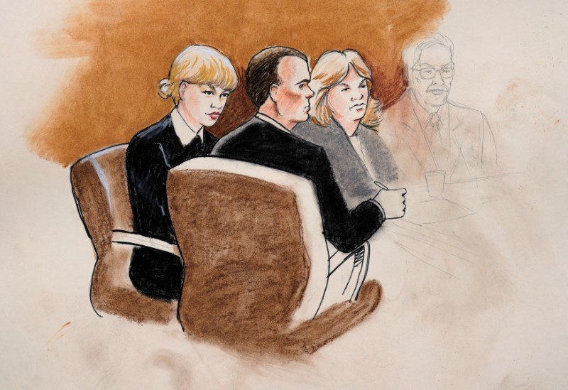 Taylor Swift Testifies In Court During Groping Trial