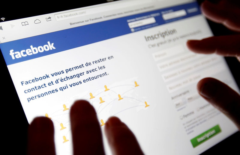 Facebook fined by France over failure to protect users' data