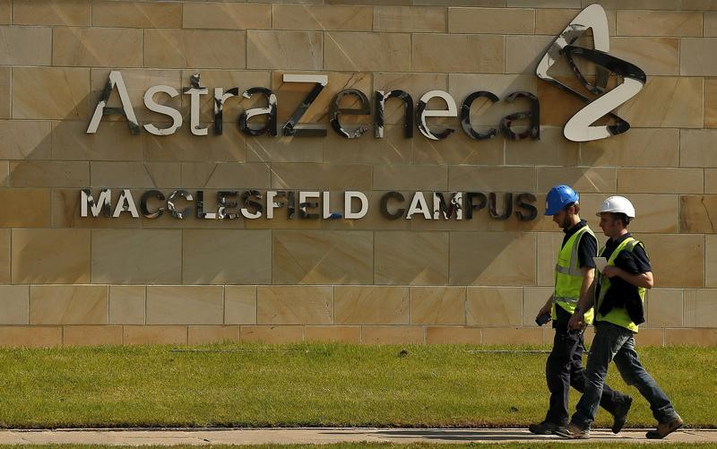 AstraZeneca shares jump 5pc following successful drug trial