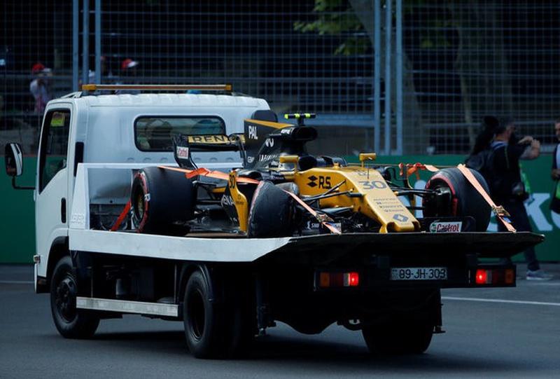Renault dismisses Kubica practice rumours
