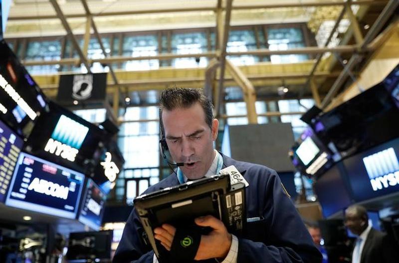 S&P 500, Nasdaq close at record high on upbeat data