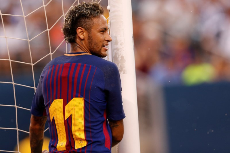 PSG President Refuses to be Drawn on Neymar Deal