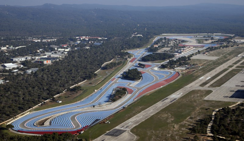 French Grand Prix returns to Formula One calendar