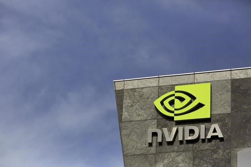 Chipmaker Nvidia's quarterly revenue jumps 48.4 pct