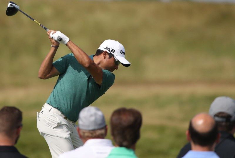 Andres Romero wins BMW International Open