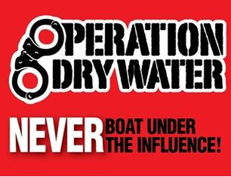 Operation Dry Water highlights safe boating