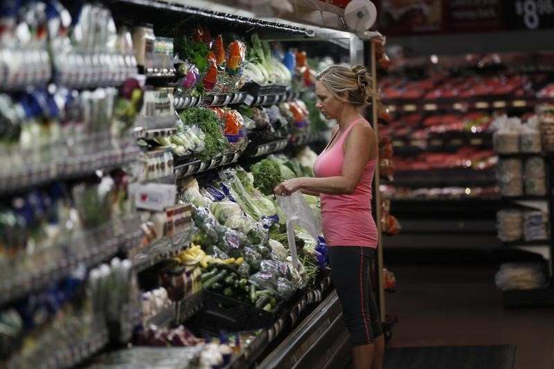 US consumer spending up tiny 0.1 percent in February