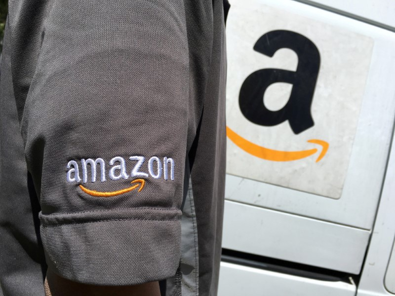 Retailers quaking as Amazon embraces bricks and mortar