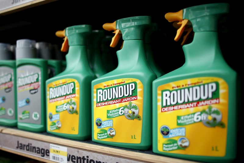 Ingredient in weed killer Roundup listed as cancerous in California