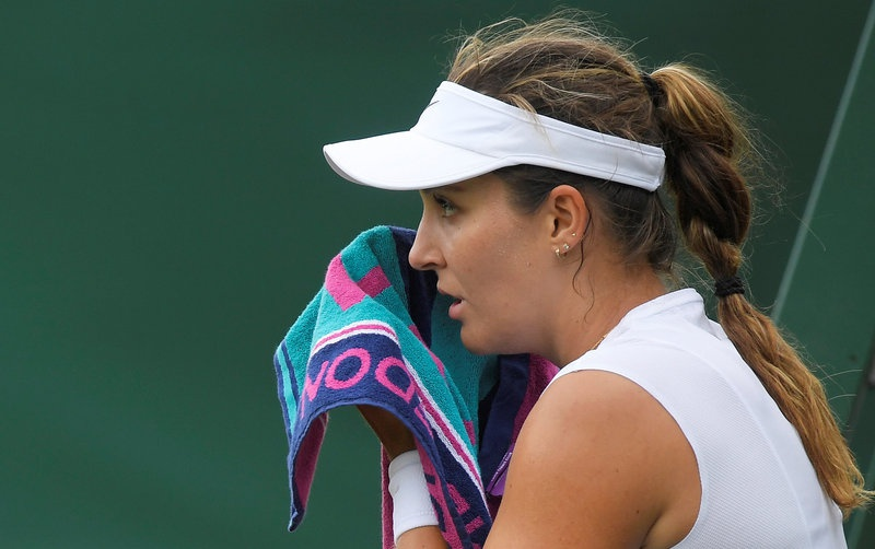 Wimbledon: Former British No. 1 Laura Robson crashes out in first round