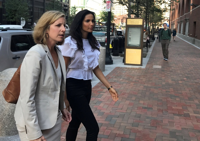 Padma Lakshmi feared for her safety during Teamsters confrontation