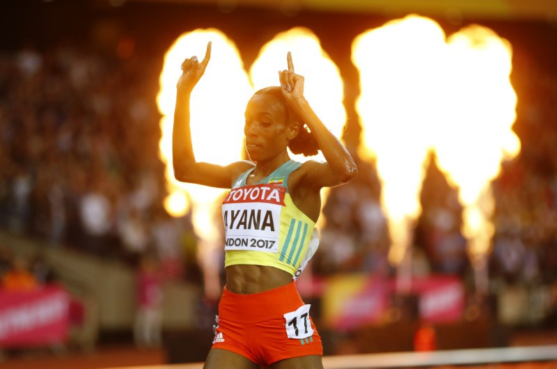 Amazing Ayana claims stunning 10000m gold in first race of 2017