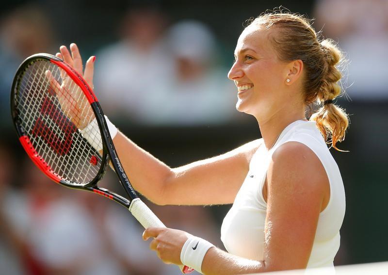 Wimbledon kept Kvitova hopes alive in dark times