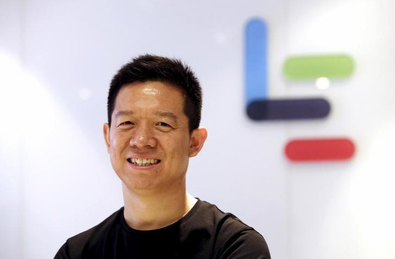 LeTV's founder steps down as CEO