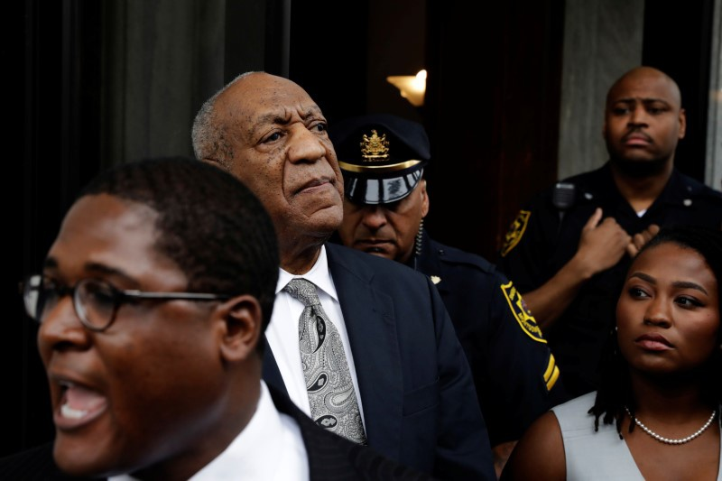 Anonymous Cosby Juror Says Two Holdouts Caused Deadlock; One Punched a Wall