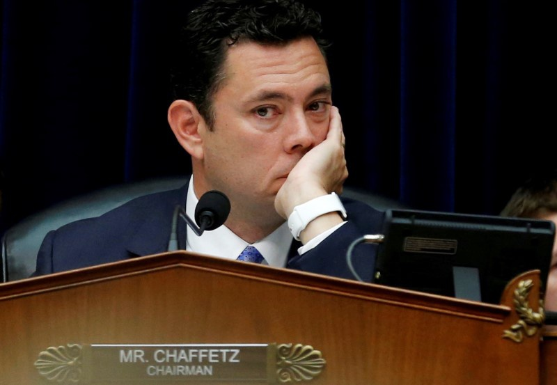 House oversight panel chairman Chaffetz to depart Congress June 30
