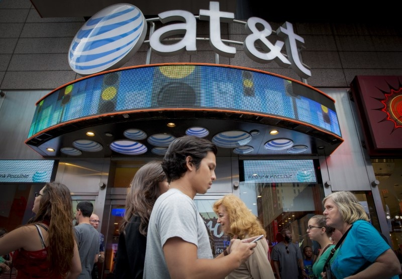 Estimates of AT&T Missed Due to Competitor Plans and Lesser New Subscribers