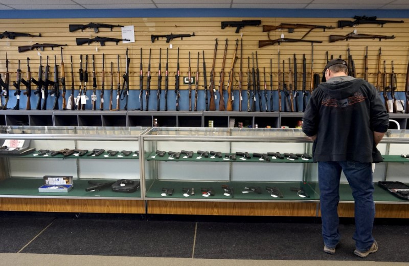Americans and guns: It's complicated