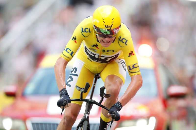 Tour de France Stage 19: Edvald Boasson Hagen wins from the break