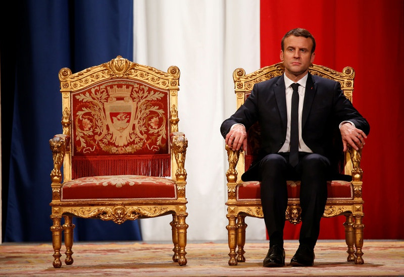 Macron unveils new French cabinet