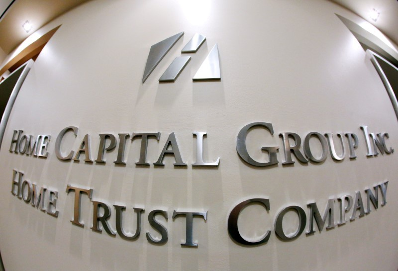 Home Capital had interest from over 70 parties in investment