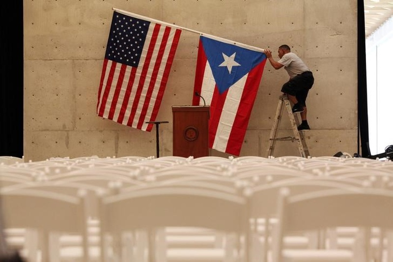Puerto Rico announces historic debt restructuring in court