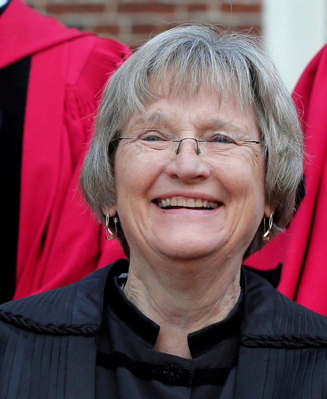 Drew Faust: 'A privilege' to lead Harvard