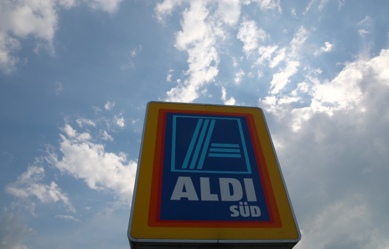 Aldi targets 2500 U.S. stores by 2022 with $3.4bn investment