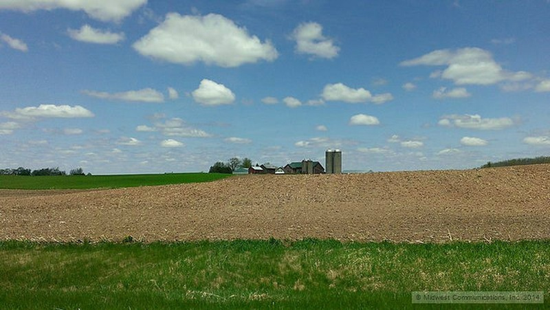 Farmers about half done with planting corn