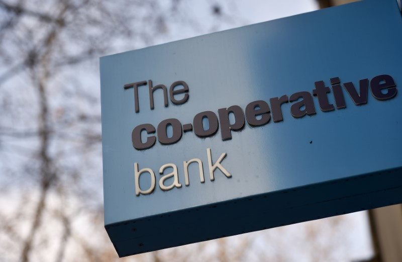 UK's Co-op Bank Scraps Sale To Pursue £700M Private Rescue