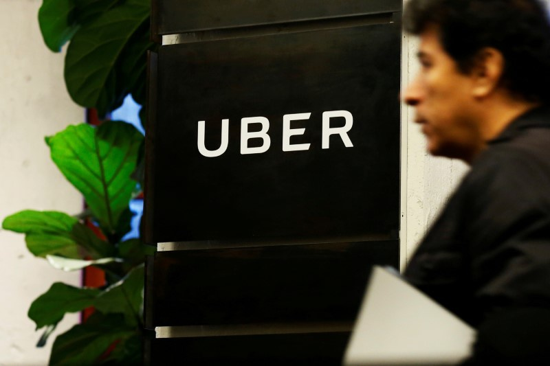 Uber fires at least 20 over harassment claims