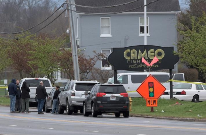 OH nightclub shooting: 1 killed, 13 injured at Cincinnati nightclub, says police
