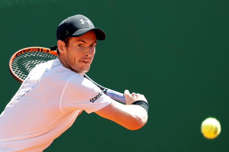 Murray shakes off Ramos-Vinolas to reach Barcelona semis