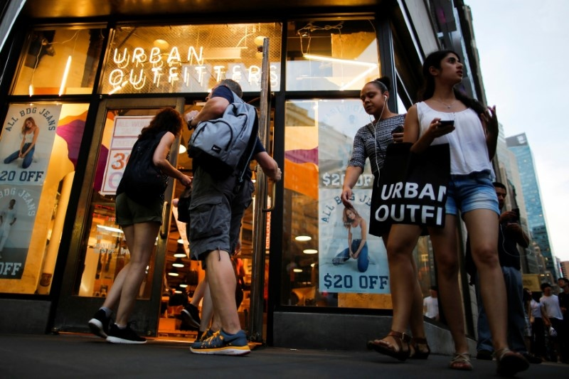 Teachers Advisors LLC Raises Position in Urban Outfitters, Inc. (URBN)
