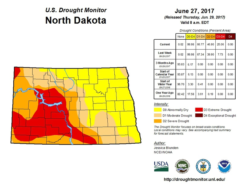 CRP emergency: Thune's request aids livestock producers battling drought
