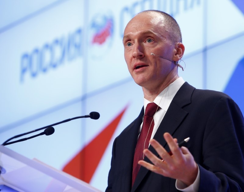 Federal Bureau of Investigation reportedly probed ex-Trump aide Carter Page during campaign