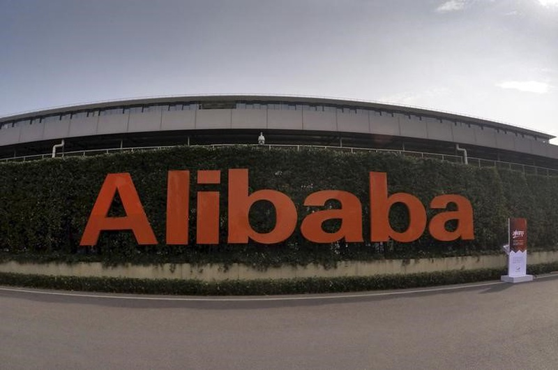 Alibaba CFO says expects revenue growth of 45-49 percent in FY2018