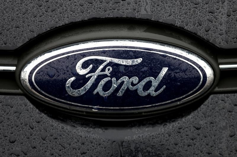Ford celebrates 100th anniversary of first truck