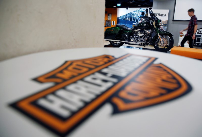 Harley-Davidson, Inc. (HOG) Position Boosted by First Trust Advisors LP