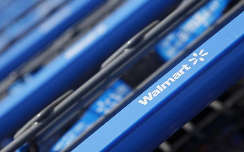 Wal-Mart files patent for Amazon Dash rival