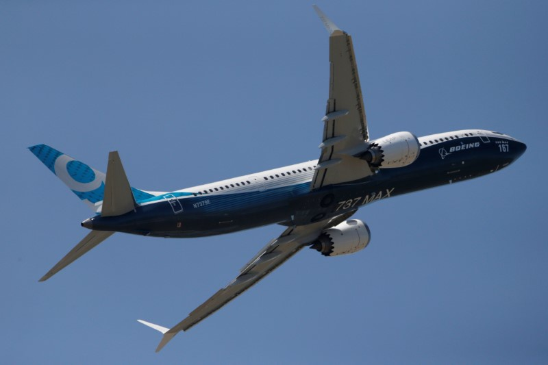 PARIS AIRSHOW: Boeing raises forecast for new Aircraft demand