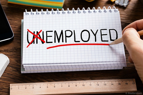 IN jobless rate falls to 3% in June