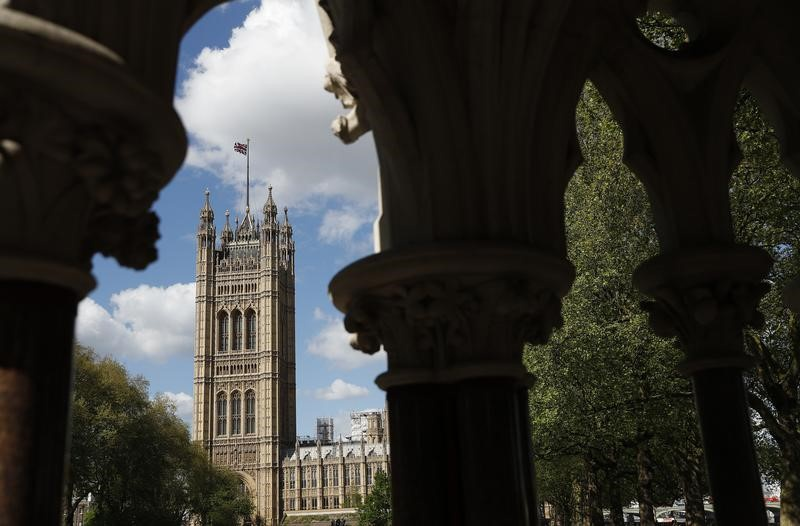 United Kingdom  parliament hit by cyber attack targeting email accounts