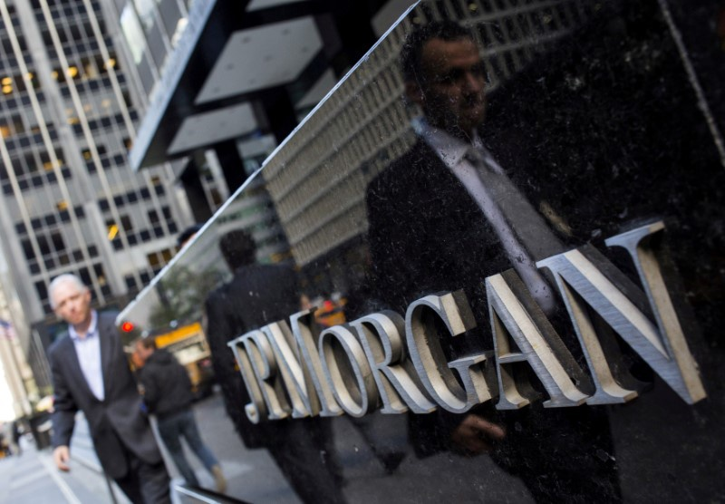 A New Father Accuses JPMorgan of Discriminatory Paid-Leave Policy